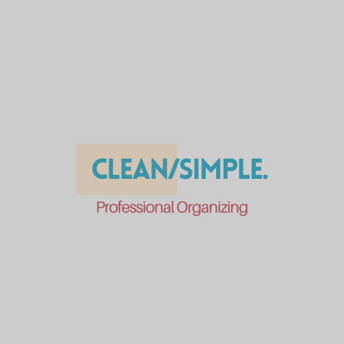 Clean Simple Prof Organizing