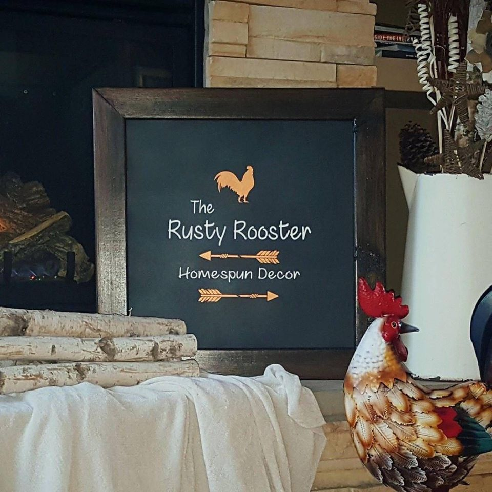 The Rusty Rooster Homespun Decor